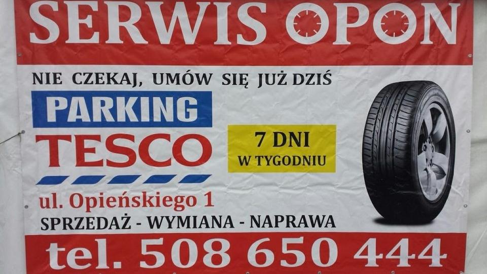 Tesco Poznań serwis Poznań sprzedaż wymiana naprawa